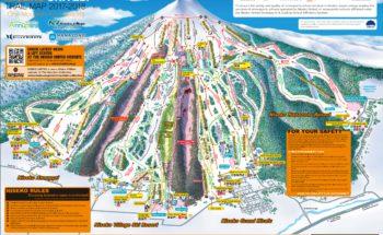 Trail Map 2017-18